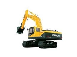 Dash 9 series of Excavators and Wheel Loaders from Hyundai Construction Equipment
