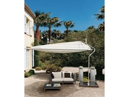 Defender Retractable Shade Sails from Aalta Screen Systems