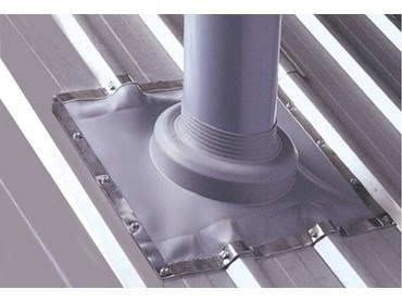 Dektite Soaker Flashing For All Tray Roofs From Deks
