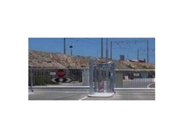 Delta Sliding Cantilevered Gates installed at Fremantle Ports