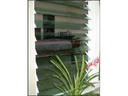 Diamond Louvres Australia discuss their range of louvre window systems