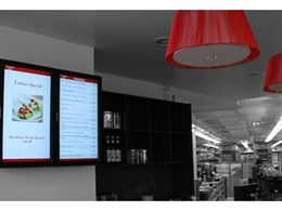 Digital menu boards from Just Digital Signage