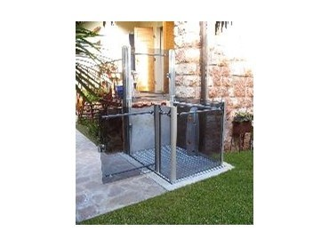 Disabled access platform lift from easy living home for Easy living elevators