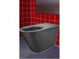 Disabled and ambulant stainless steel toilets from Britex