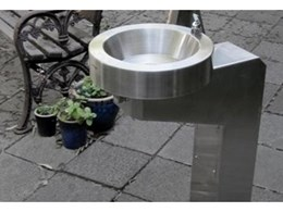 Disabled drinking fountains from Britex