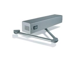 Ditec WEL automatic swing door operator from OBriens Automatic Systems