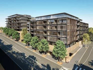 A New Dominion To Rise In Darlinghurst Architecture And