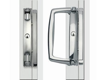 Doric Twiin sliding patio door locks from Doric Products ...