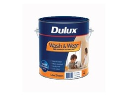Dulux Wash & Wear interior paint just got better with 101 Barrier Technology