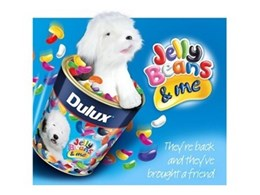 Dulux brings back Jelly Beans & Me promotion
