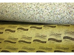 Dunlop Flooring's Springtred carpet underlay wins Australian Business Eco-Friendly Award
