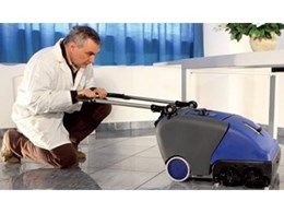 Dupla 500 floor cleaning machines from Duplex Cleaning Machines do the job faster