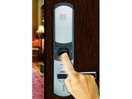 E-Flash EF770 fingerprint mortice locks available from Locks Galore