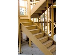 EO-MR MDF stairs available from Stair Lock International