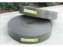 Easy-Form expansion joint fillers from Sekisui Foam Australia