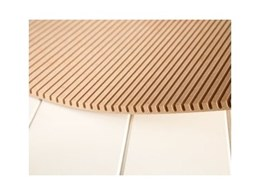 Easycurve timber panels from Easycraft