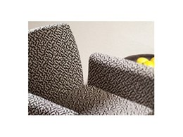 Eclat Weave woven upholstery textile available from Woven Image