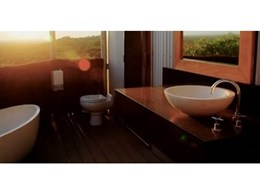 Economical toilets for an Eco Resort