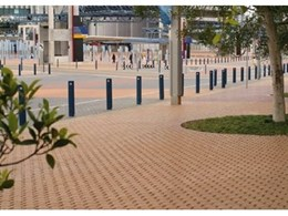Ecotrihex permeable paving solutions from Adbri Masonry