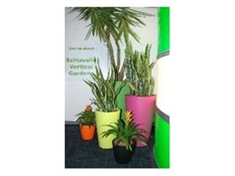 Environment friendly planters available from Action Indoor Plant Hire