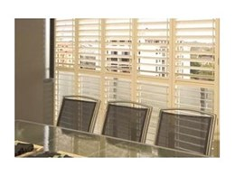 Environmental benefits of vinylbilt polyresin shutters available from Vogue Shutters