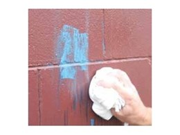 Envirothane 8480 anti-graffiti coatings available from Architectural & Industrial Coatings
