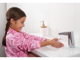 Enware Australia introduces new Enmatic range of electronic taps