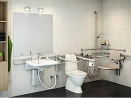 Enware Pressalit PLUS bathroom range introduced to NSW