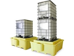 Enware Safe-Equip introduce IBC 2000i spill containment units