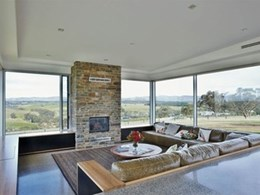 Ergomotion TV lift supplied to Barossa Valley Glass House