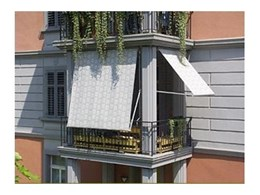 Eurofurst's Metro and Metro-Fala drop arm awnings