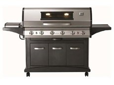 Everdure Ashburton eSee LPG barbeques a stylish addition to any outdoor area