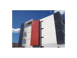 Exterior cladding/weatherboard systems from Ulltraclad Division of Wintec Aluminium