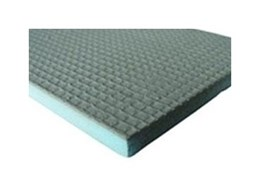 F-Board floor heating insulation from Devex Systems