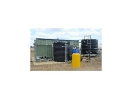 FAST transportable wastewater treatment system available from CST Wastewater Solutions