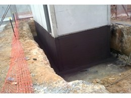 FEW Waterproofing's lift pit cloaking method