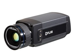 FLIR thermal imaging cameras monitor condition of cement kilns