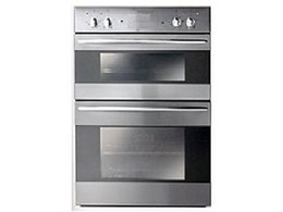 Fan forced double ovens with separate grill from Wholesale Appliances