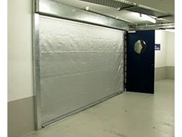 Fiberseal FS smoke containment screens now available from Smoke Control