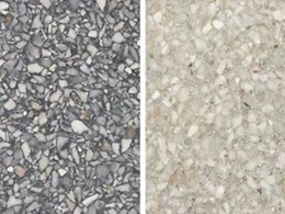 Fibonacci Stone's new terrazzo tiles inspired by Brutalist movement