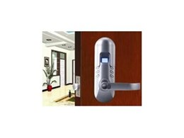 Fingerprint Lock 6600-98 from Locks Galore