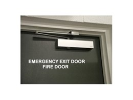 Fire Rated door closers for fire doors available from Door Closer Specialist