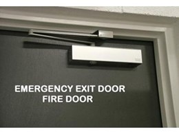 Fire rated door closers by leading brands available from Door Closer Specialist