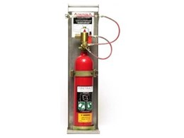 FireTrace fire supression systems from Wormald