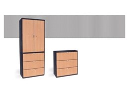 Flexfit storage cabinets from Bosco Storage Solutions