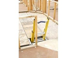 FlexiSafe void protection system for hire from Oldfields Advance Scaffold