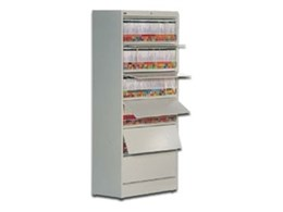 Flipper door cabinets from File-IT