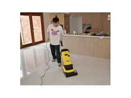 Floor scrubber added to range of hire equipment available from Kennards Hire
