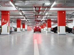 Flowcrete Deckshield deck coating system delivers rave reviews for Chinese shopping centre