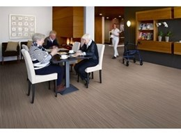 Forbo Flooring offers a unique, renewable and biodegradable flooring system - Marmoleum Striato Nature's Grain
